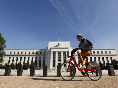 The US Federal Reserve HQ/ Reuters