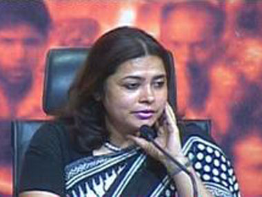Intolerance debate: Cong banned books to protect image of dynasty, says Meenakshi Lekhi