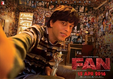 Shah Rukh Khans upcoming film Fan will now have its own videogame