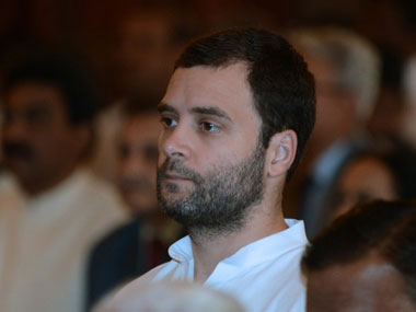 Don't learn wrong lessons from Pakistan: Rahul to government over 'intolerance' issue