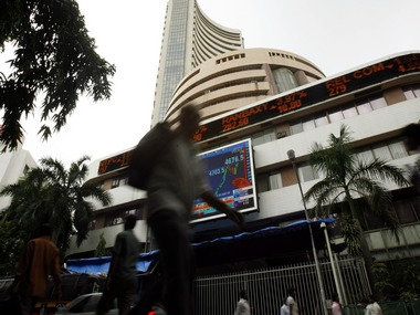 Sensex surges 183 pts on derivatives expiry day, but ends below 26,000