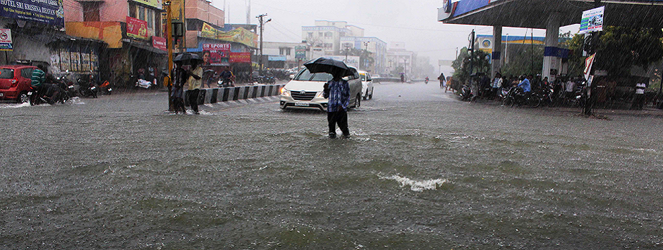 Chennai underwater: Met department predicts torrential downpour in the coming days