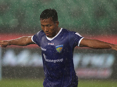 Have a long way to go before realising 'next Bhaichung' tag: Chennaiyin's in-form striker