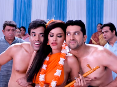 Kyaa Kool Hain Hum 3 review Censored dialogues make this a porn com without the comedy