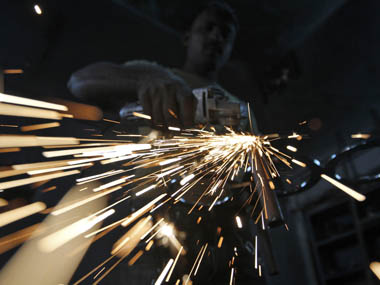 November PMI manufacturing growth hits 25-month low on subdued demand