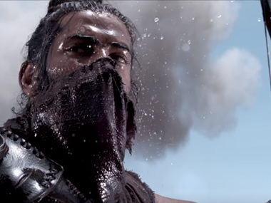 Mirzya teaser Harshvardhan Kapoor makes his debut as a mysterious warrior