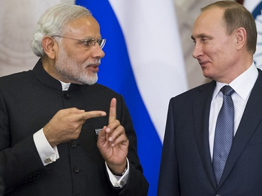 India Russia must abandon clientpatron approach should rejig ties to suit new world order