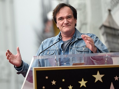 Quentin Tarantino's next based on Manson murders has multiple studios vying for production rights