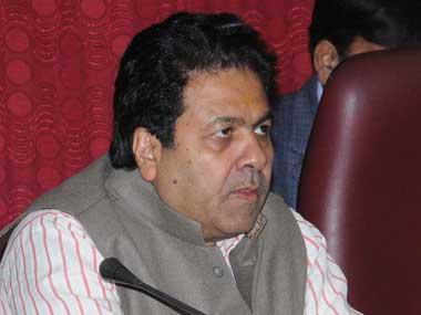 Rajiv Shukla. PIB