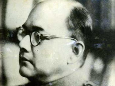 Subhash Chandra Bose. Reuters