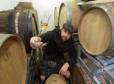 The 'water of life': Whisky distilling takes off in Germany