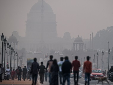 Air pollution causes 30000 deaths in Delhi annually fifth leading cause of death in India