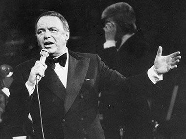 Where he did it his way: Frank Sinatra's hometown celebrates his 100th birthday