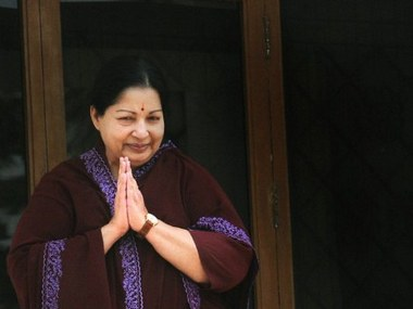 Jaya hits back/ AFP
