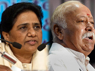 Maya, Bhagwat and Jaitley's quota rhetoric might hold clues to alliances in UP
