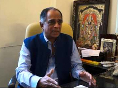 Central Board of Film Certification chief Pahlaj Nihalani. Firstpost