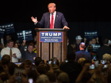 Donald Trump says he should charge CNN for next debate appearance