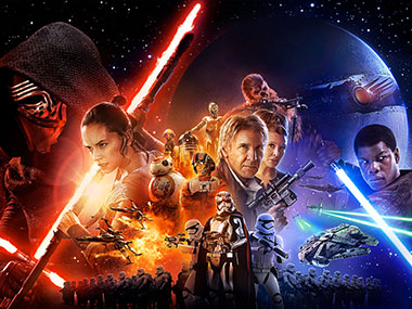 Spoilerfree Star Wars The Force Awakens review Its here and its not a trap