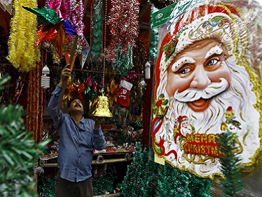 Small pleasures of burra din Christmas has changed but Kolkata stays the same