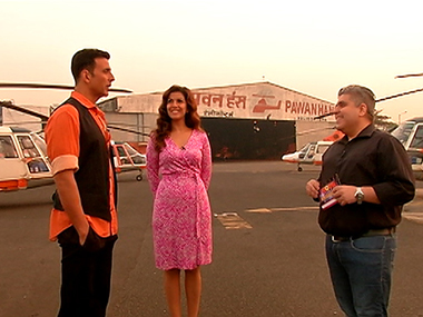 It is a very unlikely second film for me Nimrat Kaur speaks to Rajeev Masand about Airlift