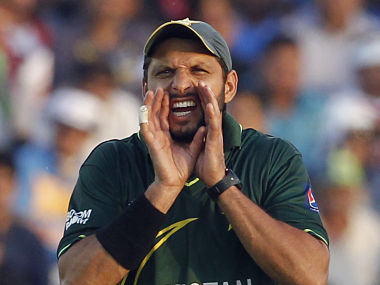 File picture of Shahid Afridi. Reuters