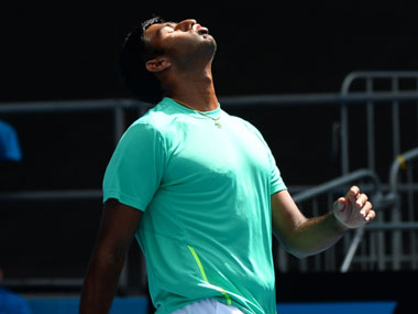 File image of Rohan Bopanna. AP