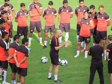 Stephen Constantine wants national coach to have say in selection of coaches of all age group teams