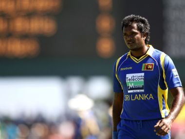 File image of Dilhara Fernando. Getty
