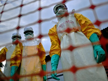Ebola deaths in Democratic Republic of the Congo rise to 55 1609 people feared to have contracted virus