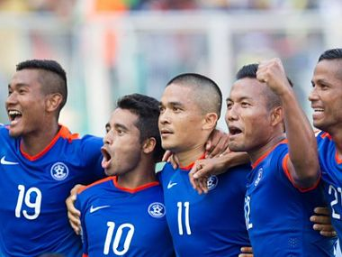 SAFF Cup final as it happened Chhetri the matchwinner as India reclaim title from Afghans
