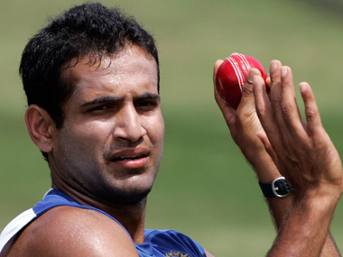 File picture of Irfan Pathan. Getty