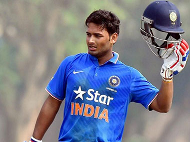 India U-19 captain Ishan Kishan. IBN Live