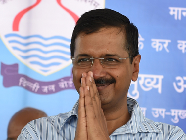 Arvind Kejriwal in file photo. AFP