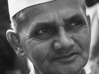 Lal Bahadur Shastri. Getty Images