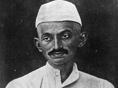 Mahatma Gandhi. Getty Images