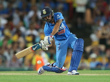 File photo of Manish Pandey. AFP