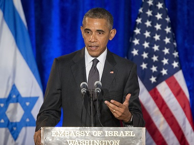 Holocaust Remembrance Day Obama honours American and Polish citizens who protected Jews