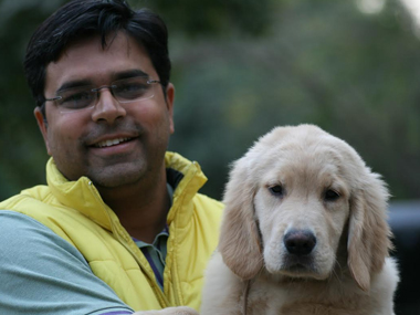 Rana Atheya, Co-Founder and CEO, Dogspot.in