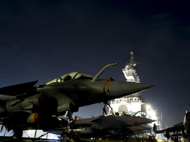 A Rafale fighter aircraft. Reuters