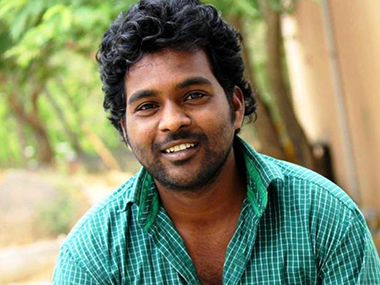 File image of Rohith Vemula. Twitter @akslal_3802