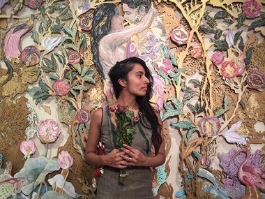 How artist Shilo Shiv Sulemans Fearless Collective broke barriers in Pakistan