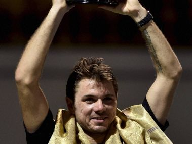 Thats a hattrick Stan Wawrinka defends Chennai Open title with easy win against Borna Coric