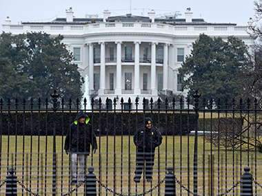 The White House. Representative Image. AP