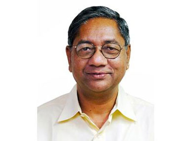 File photo of Times of India managing director Arindam Sengupta. Image courtesy Times of India