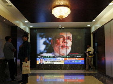 Market rout Modi magic is all but gone welcome to the real economy