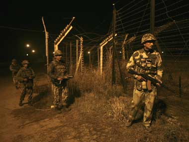 File image of BSF personnel. Reuters