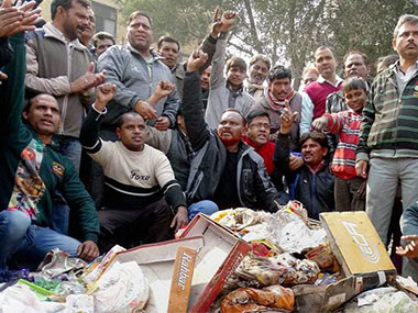 Civic body protest Why trifurcation of MCD is the source of all troubles