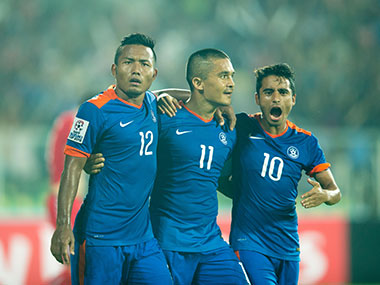 From Chhetris class to Indias stingy defence and workaholic midfield How India lifted the SAFF Cup
