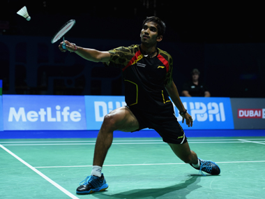 File image of Kidambi Srikanth. Getty Images