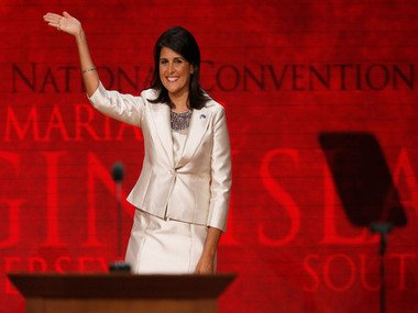 Republicans are banking on Haley to deliver a non-Trumpian response, it's not going to be an easy task/ Reuters
